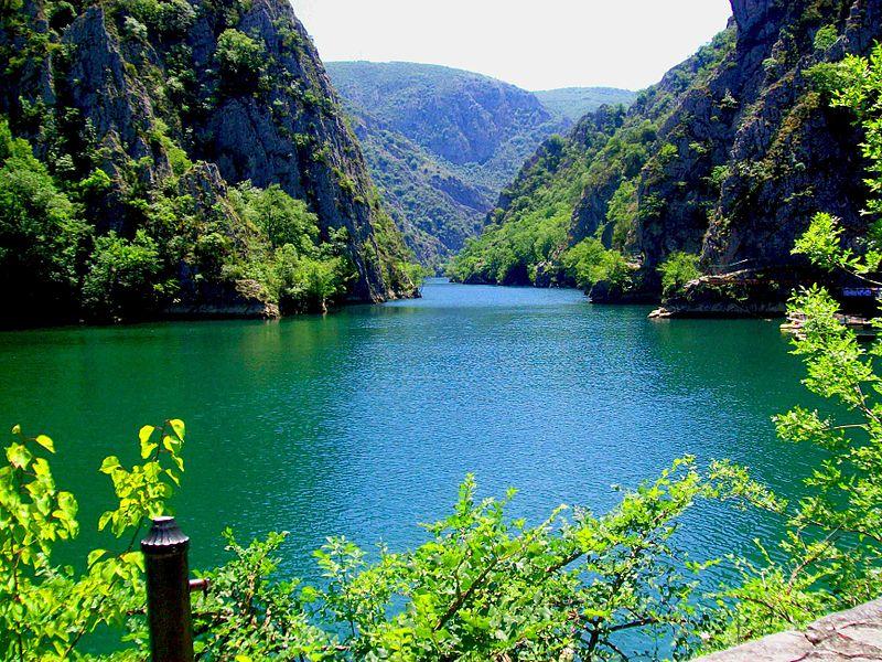 Matka Canyon macedonia balkandestination
