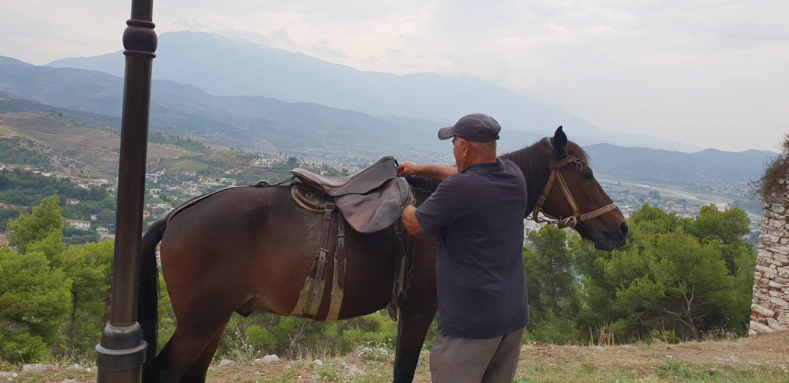 balkandestination horseriding pristina berat balkans
