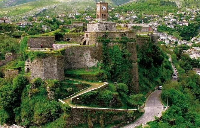 gjirokastra albania balkandestination